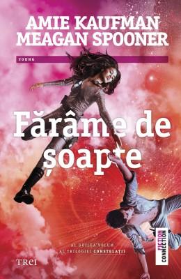 Fărâme de șoapte. Al doilea volum al trilogiei Constelații by Meagan Spooner from PublishDrive Inc in General Novel category