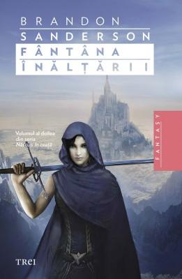 Fântâna Înălțării. Volumul al doilea din seria Născuți în ceață by Brandon Sanderson from PublishDrive Inc in General Novel category