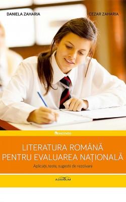 Literatura român? pentru Evaluarea Na?ional?. Aplica?ii, teste, sugestii de rezolvare by  from  in  category