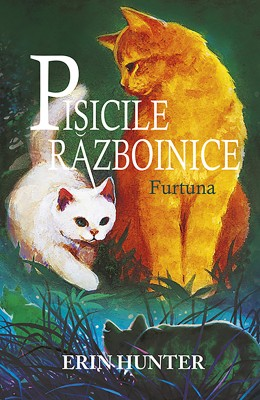 Pisicile razboinice. Cartea a IV-a - Furtuna by Erin Hunter from PublishDrive Inc in Teen Novel category