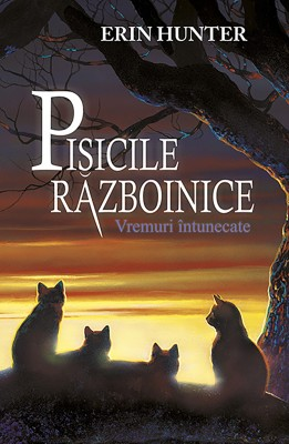 Pisicile r?zboinice. Cartea a VI-a - Vremuri întunecate by Erin Hunter from PublishDrive Inc in Teen Novel category