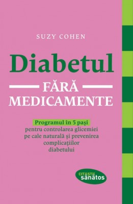 Diabetul f?r? medicamente by Suzy Cohen from PublishDrive Inc in Family & Health category