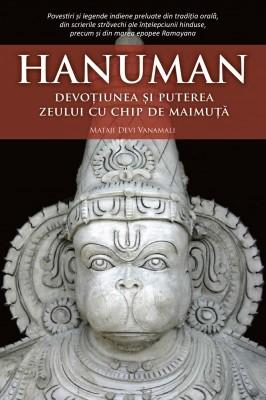 Hanuman. Devo?iunea ?i puterea zeului cu chip de maimu?? by Meatmen Cooking Channel from Publish Drive (Content 2 Connect Kft.) in Religion category