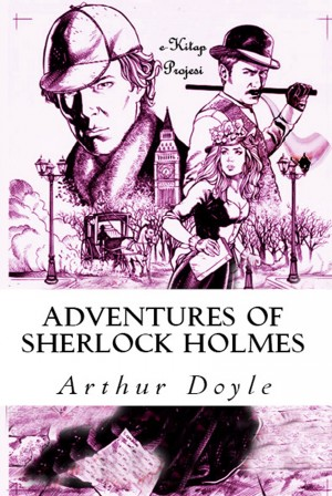 Adventures of Sherlock Holmes by Arthur Conan Doyle from Publish Drive (Content 2 Connect Kft.) in General Novel category
