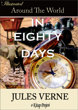 Around the World in Eighty Days by Jules Verne from PublishDrive Inc in Teen Novel category