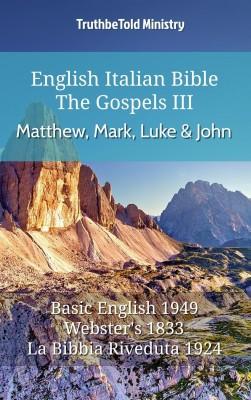 English italian bible the gospels iii matthew mark luke and english italian bible the gospels iii matthew mark luke and john by fandeluxe Gallery