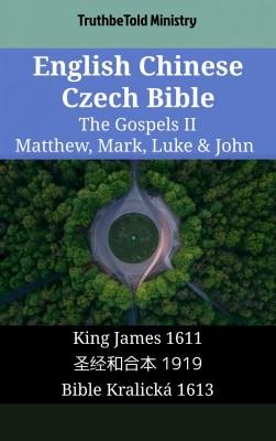 b24d2be42d25 English Chinese Czech Bible - The Gospels II - Matthew