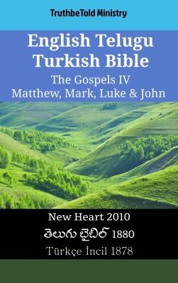 9555757e2f96 English Telugu Turkish Bible - The Gospels IV - Matthew