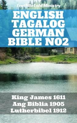 English Tagalog German Bible No2 | Martin Luther