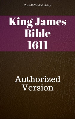 King James Version 1611 by King James from PublishDrive Inc in Christianity category