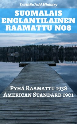 Suomalais Englantilainen Raamattu No8 by Samantha Claire from Publish Drive (Content 2 Connect Kft.) in Christianity category
