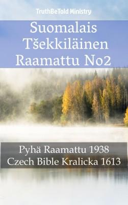 Suomalais Tšekkiläinen Raamattu No2