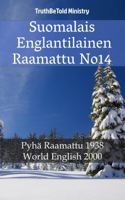 Suomalais Englantilainen Raamattu No14 by Samantha Claire from Publish Drive (Content 2 Connect Kft.) in Christianity category