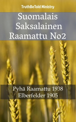 Suomalais Saksalainen Raamattu No2 by Samantha Claire from Publish Drive (Content 2 Connect Kft.) in Christianity category