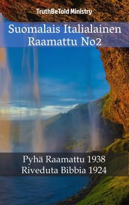 Suomalais Italialainen Raamattu No2