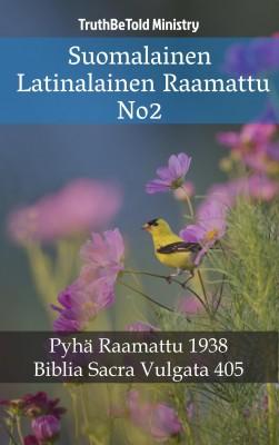 Suomalainen Latinalainen Raamattu No2
