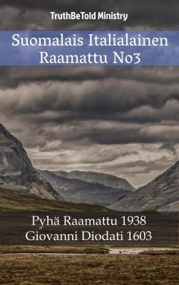 Suomalais Italialainen Raamattu No3