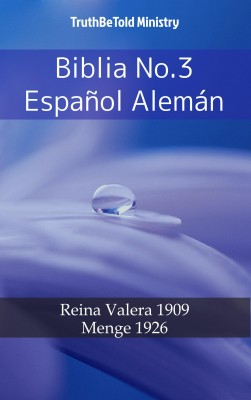 Biblia No.3 Español Alemán