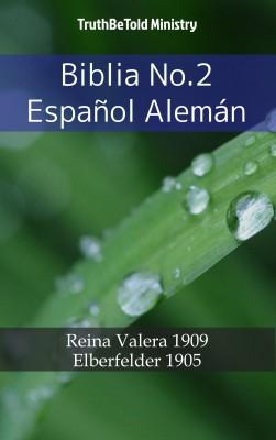 Biblia No.2 Español Alemán