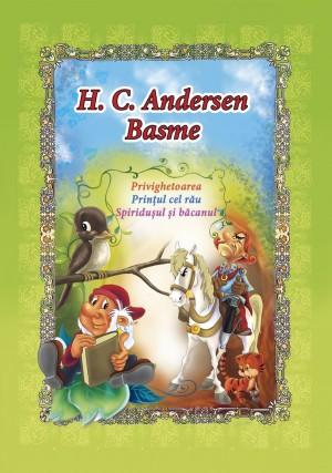 H. C. Andersen Basme by Dorota Skwark from PublishDrive Inc in Teen Novel category