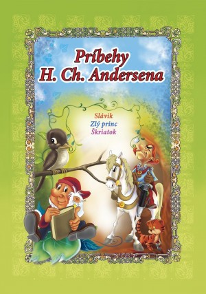 Príbehy H. Ch. Andersena by Dorota Skwark from PublishDrive Inc in Teen Novel category