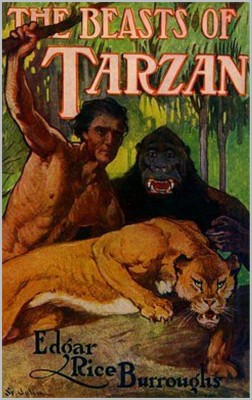 The Beasts of Tarzan by Edgar Rice Burroughs from PublishDrive Inc in Classics category