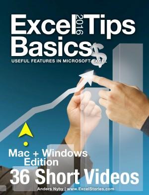 Excel 2016 Tips – Basics