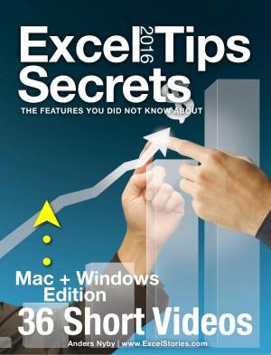 Excel 2016 Tips – Secrets