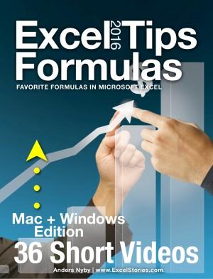 Excel 2016 Tips – Formulas