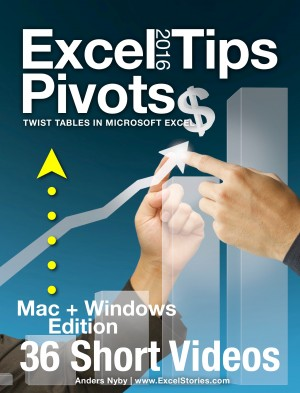 Excel 2016 Tips - Pivots