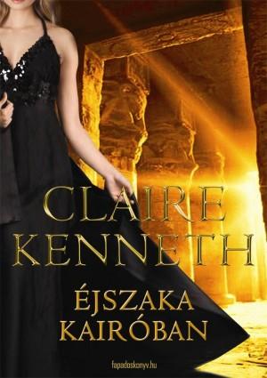 Éjszaka Kairóban by Claire Kenneth from PublishDrive Inc in Romance category