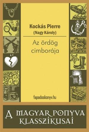 Az ördög cimborája by Andrea Portes from PublishDrive Inc in General Novel category