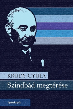 Szindbád megtérése by Shimon Peres from Publish Drive (Content 2 Connect Kft.) in General Novel category