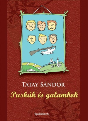 Puskák és galambok by Tatay Sándor from PublishDrive Inc in Teen Novel category