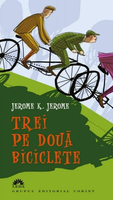 Trei pe dou? biciclete by Jerome Jerome K. from  in  category