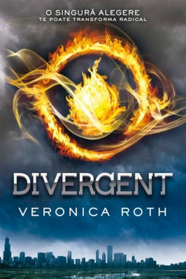 Divergent - Vol. I by Roth Veronica from PublishDrive Inc in General Novel category