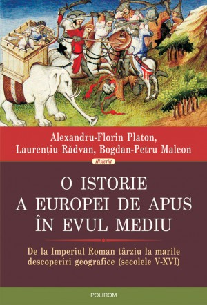 O istorie a Europei de Apus în Evul Mediu by A. J. Steiger from Publish Drive (Content 2 Connect Kft.) in History category