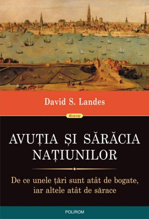 Avu?ia ?i s?r?cia na?iunilor by Davides Landes from PublishDrive Inc in History category