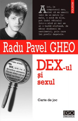 DEX-ul ?i sexul