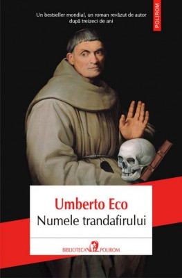Numele trandafirului by Umberto Eco from PublishDrive Inc in General Novel category
