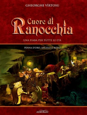 Cuore di ranocchia. Volume I. Penna doro, angelo o boia? by Douwe Pieter van den     Bos from PublishDrive Inc in Teen Novel category