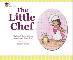 The Little Chef by Shahidah Binte Borhan & Nurwahidah Binte Rosli from  in  category