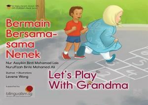Bermain Bersama-sama Nenek   Let's Play With Grandma