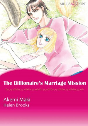 The Billionaire's Marriage Mission by Helen Brooks from SB Creative Corp. in Comics category