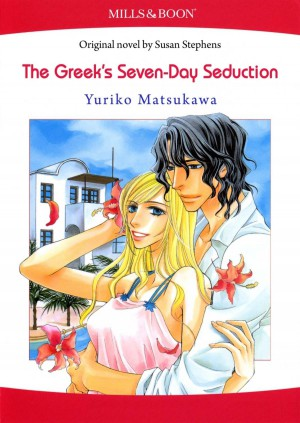 The Greek's Seven-Day Seduction by Susan Stephens from SB Creative Corp. in Comics category