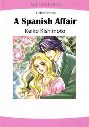 A Spanish Affair by Helen Brooks from SB Creative Corp. in Comics category