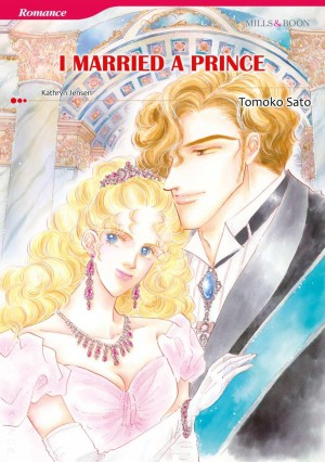 I Married A Prince by Kathryn Jensen from SB Creative Corp. in Comics category