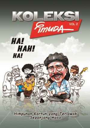 HIMPUNAN IMUDA VOL 2 by Imuda from SENI  WARISAN ARTISTIC in Magazine category