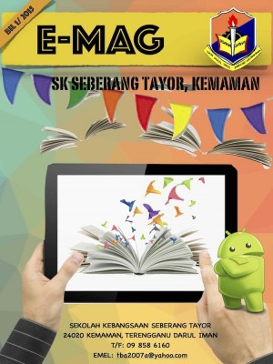 Majalah Tahunan 2015  SK Seberang Tayor by SK Seberang Tayor from SK SEBERANG TAYOR in School Magazine category