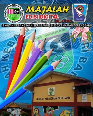 Majalah Tahunan 2015  SK Seri Bandi by SK Seri Bandi from SK SERI BANDI in Magazine category